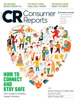 Consumer Reports December 2020
