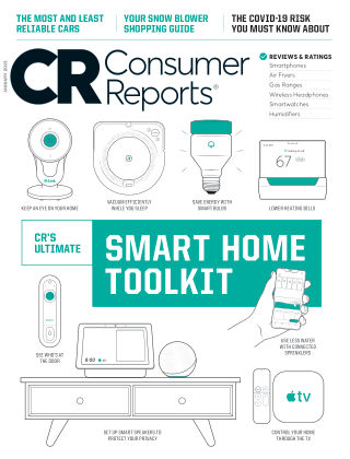 Consumer Reports January 2021