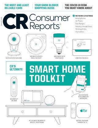 Consumer Reports January2021