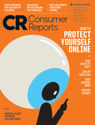 Consumer Reports February 2021