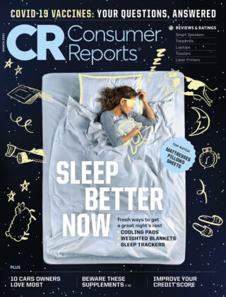 Consumer Reports March 2021