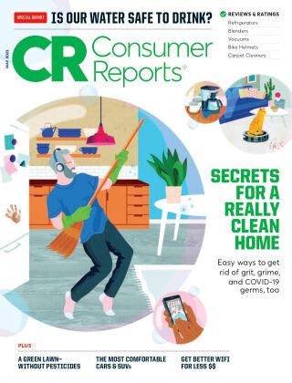 Consumer Reports May 2021