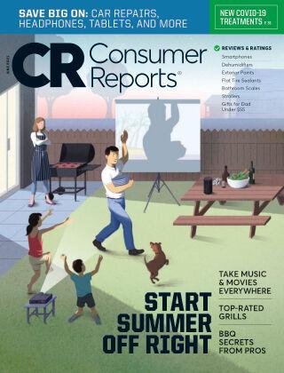 Consumer Reports June 2021