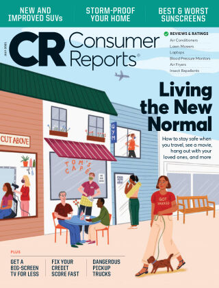 Consumer Reports July2021