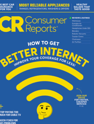 Consumer Reports August 2021