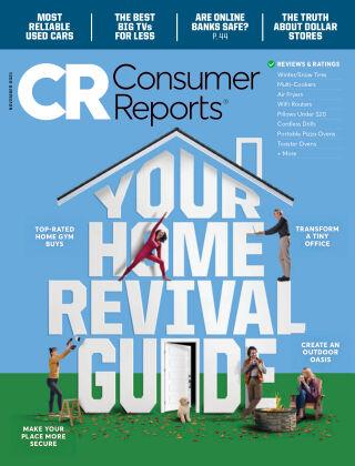 Consumer Reports November 2021