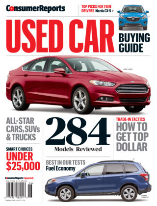 Consumer Reports Cars & Technology Guides Jun 16