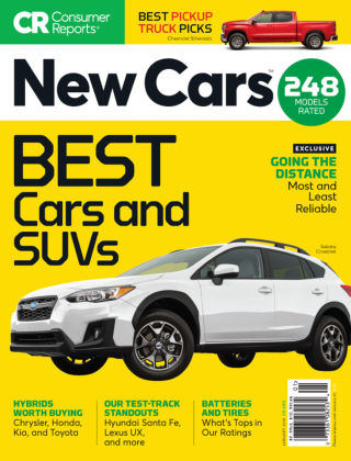 Consumer Reports Cars & Technology Guides New Cars Jan 2019