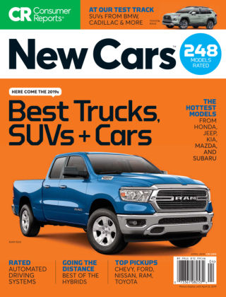 Consumer Reports Cars & Technology Guides New Cars Apr 2019