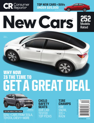 Consumer Reports Cars & Technology Guides December 2020