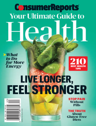 Consumer Reports Health & Home Guides May 2016