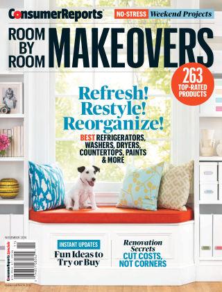 Consumer Reports Health & Home Guides Nov 2016