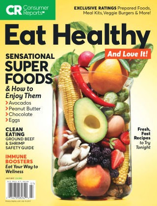 Consumer Reports Health & Home Guides Jul 2017