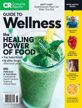 Consumer Reports Health & Home Guides Guide to Wellness