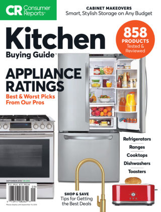 Consumer Reports Health & Home Guides Kitchen Buying