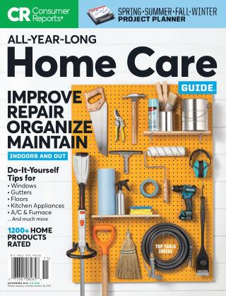 Consumer Reports Health & Home Guides Home Concept Nov