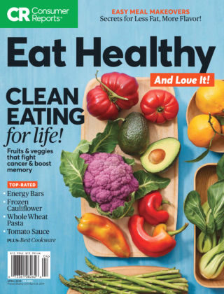 Consumer Reports Health & Home Guides Eat Healthy Apr 2019