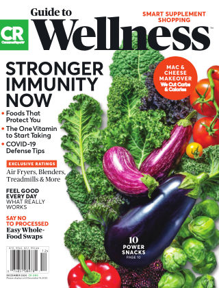 Consumer Reports Health & Home Guides December 2020