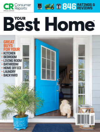 Consumer Reports Health & Home Guides April 2021