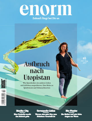enorm Magazin 03/17
