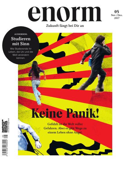 enorm Magazin October 21, 2017 00:00