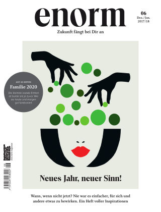 enorm Magazin 06/17