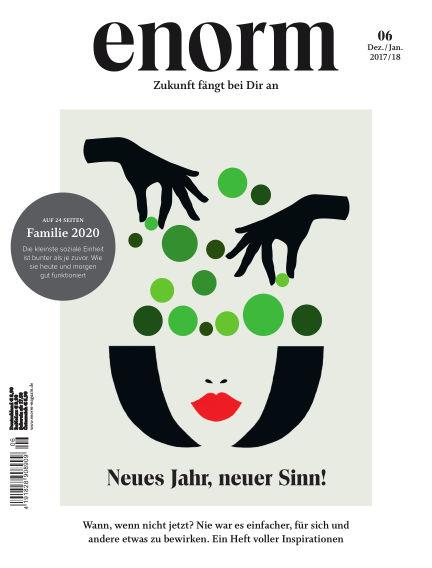 enorm Magazin December 16, 2017 00:00
