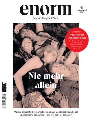 enorm Magazin 01/18