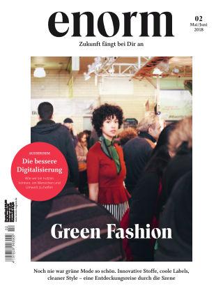 enorm Magazin 02/18
