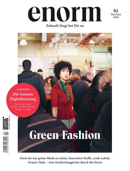 enorm Magazin April 28, 2018 00:00