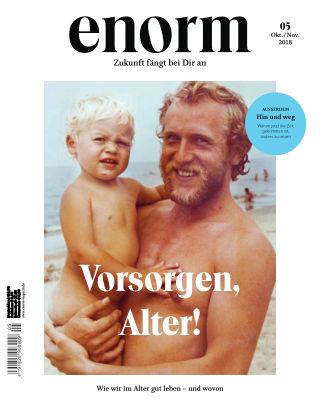 enorm Magazin 05/18