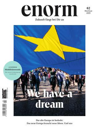 enorm Magazin 02/19