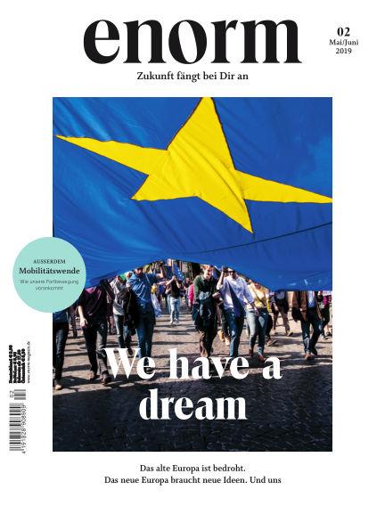 enorm Magazin April 27, 2019 00:00