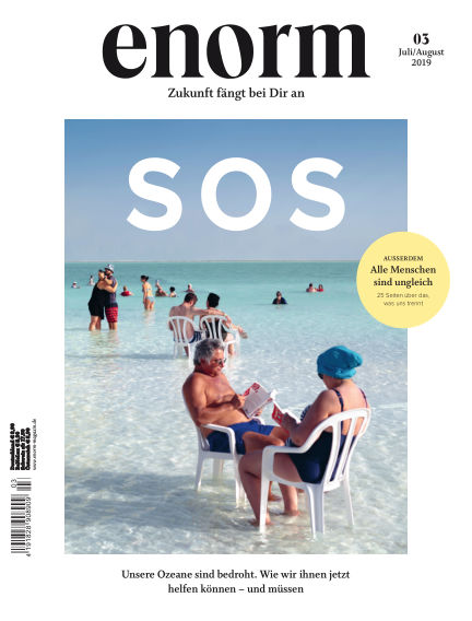 enorm Magazin June 22, 2019 00:00