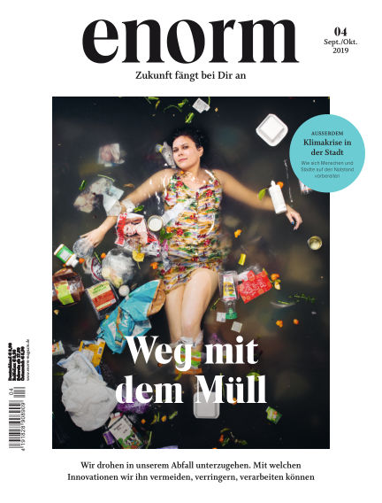 enorm Magazin August 31, 2019 00:00