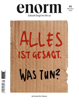 enorm Magazin 05/19