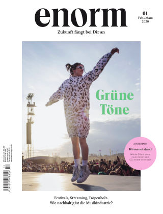 enorm Magazin 01/20