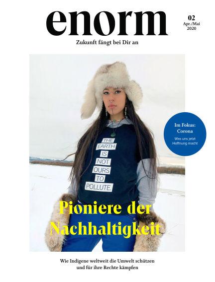 enorm Magazin May 04, 2020 00:00