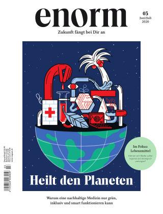 enorm Magazin 03/20