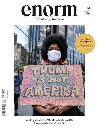 enorm Magazin 04/20