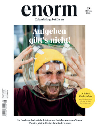 enorm Magazin 05/20