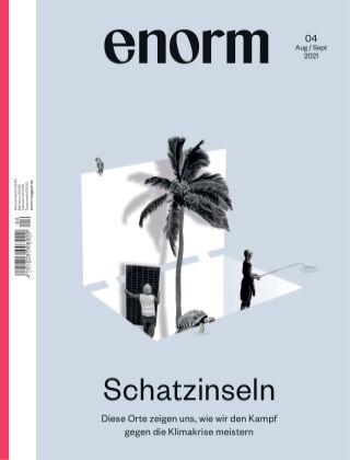 enorm Magazin 04/21