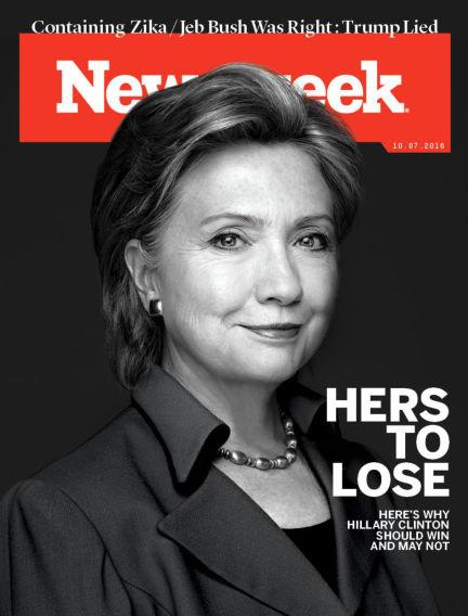 Newsweek US October 02, 2016 00:00