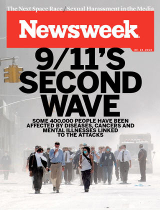 Newsweek US Sep 16 2016