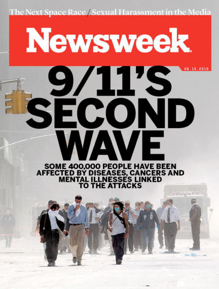 Newsweek US September 11, 2016 00:00
