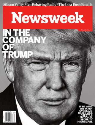 Newsweek US Sep 23 2016