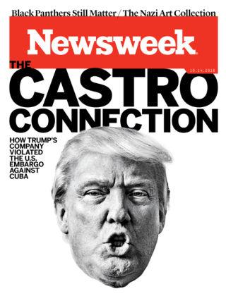 Newsweek US Oct 14 2016