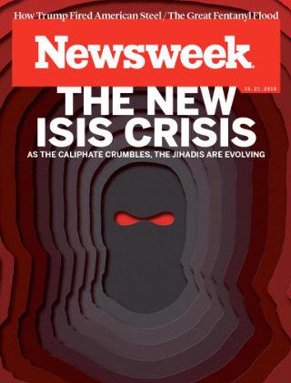Newsweek US Oct 21 2016