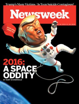 Newsweek US Oct 28-Nov 4 2016