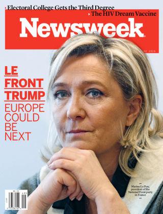 Newsweek US Dec 2 2016